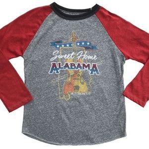 Rowdy Sprout Sweet Home Alabama Kids Concert Tee